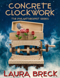 Concrete Clockwork by Laura Breck