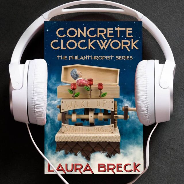 Excited to announce - we have an audio book! Concrete Clockwork is beautifully narrated and produced by Jennifer Pickens https://www.facebook.com/jenniferpickensaudio and is available now. Audible is offering a great price on our new release just in time for you to enjoy a really thrilling story over your holiday break. https://www.amazon.com/dp/B097Z5D7L3/ #mystery #suspense #thrillers #audiobook
